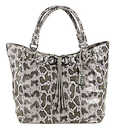 Cole Haan McKenzie Novelty Collection Wetlands Tote
