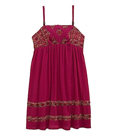 Jessica Simpson Tweenwear 7-16 Salama Dress