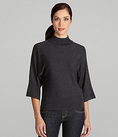 Investments II Mockneck Knit Top