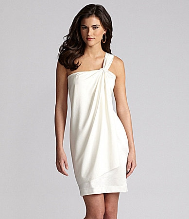 Gianni Bini Tracy One-Shoulder Dress
