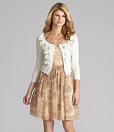 Antonio Melani Maryanne Cardigan & Lysianne Dress