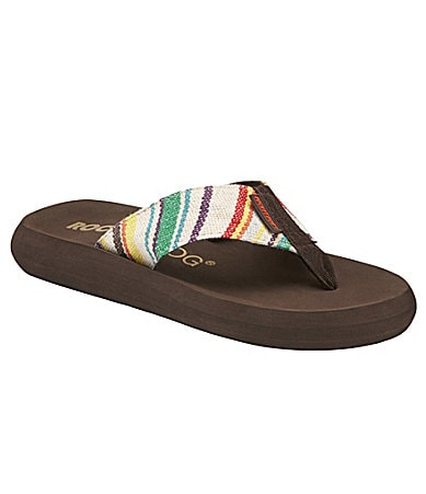 Rocket Dog Spotlight Thong Sandals