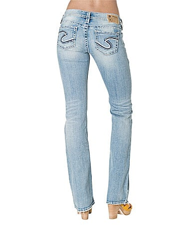 Silver Jeans Co. Tuesday Bootcut Jeans