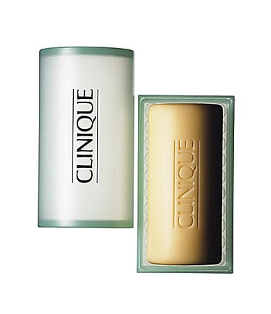 Clinique Facial Soap with Dish Extra Mild Formula