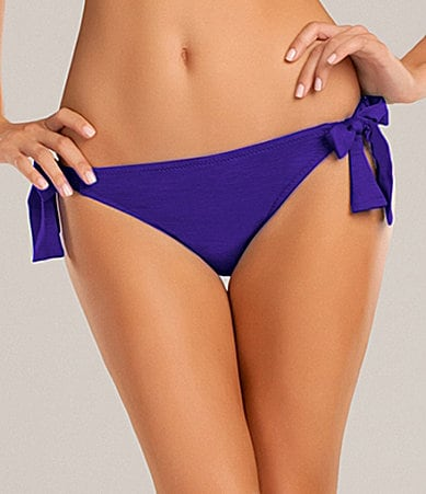 Betsey Johnson French Pastry Tie-Side Bottom
