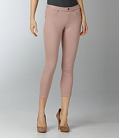 Hue Chino Chic Skimmer Leggings