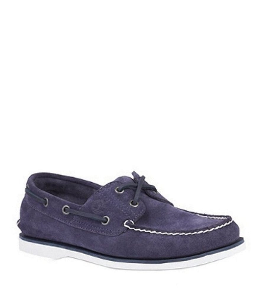 Timberland Icon Classic 2-Eye Boat Shoes