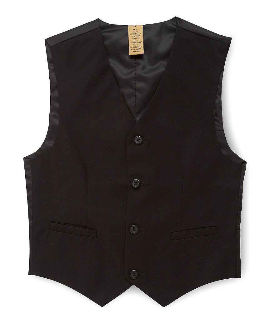 Class Club Gold Label 8-20 Basic Black Vest