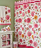 Lenox Floral Fusion Shower Curtain