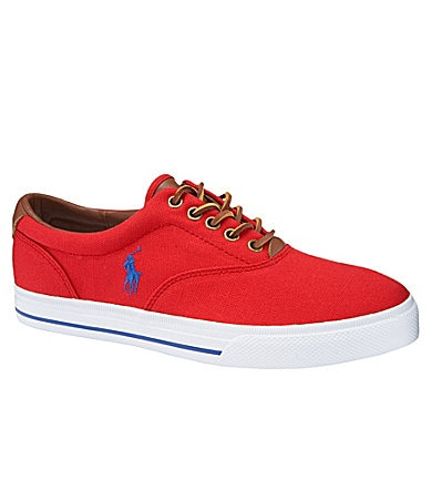 Polo Ralph Lauren Men�s Vaughn Casual Sneakers