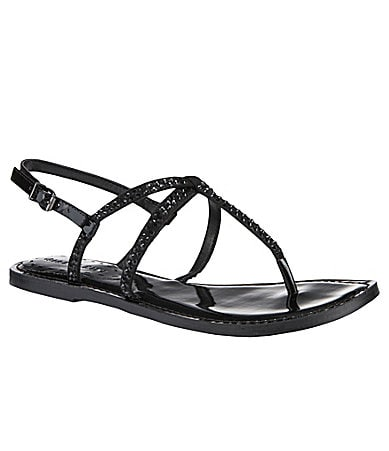 Gianni Bini Christa T-Strap Sandals