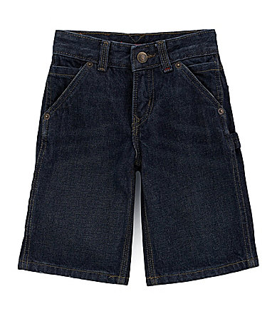 Levi�s 2T-7X Relaxed Fit Denim Shorts