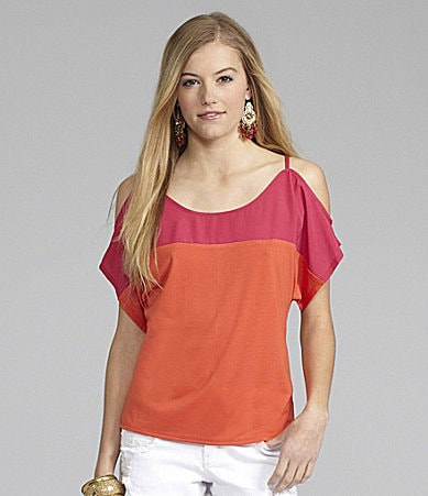 GB Colorblock Top