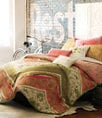 Echo Gramercy Paisley Bedding Collection