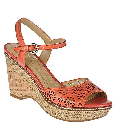 Naturalizer Lailah Wedge Sandals