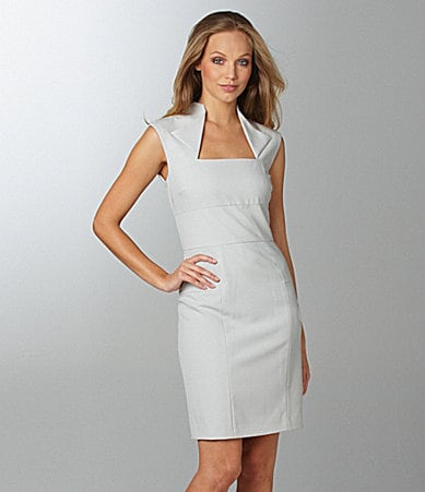 Marc New York Envelope Neck Dress