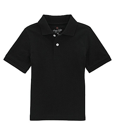 Class Club 8-20 Solid Fashion Polo Shirt