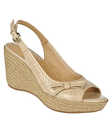 Naturalizer Nieva Wedge Sandals