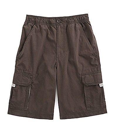 First Wave 8-20 All Around Elastic Nylon Shorts