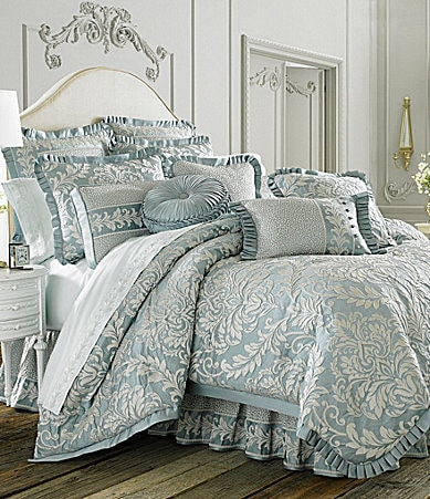 J. Queen New York Vanderbilt Bedding Collection
