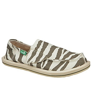 Sanuk Girls I�m Game Kids Casual Slip-Ons
