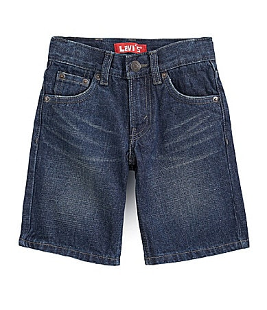 Levi�s Toddler 549 Relaxed Straight Denim Shorts