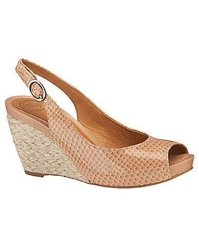 Nurture Luna Wedge Sandals