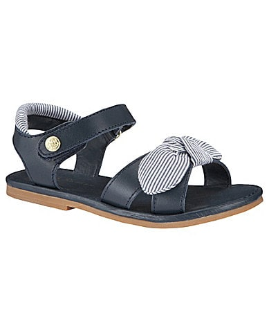 Polo Ralph Lauren Girls Westfield Striped Sandals
