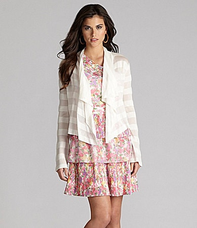 Gianni Bini Chilles Cardigan & Natalia Dress