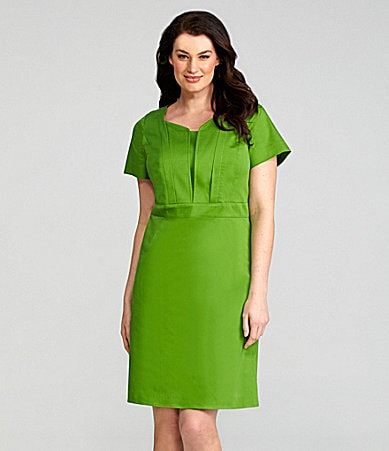 Alex Marie Woman Viola Stretch Cotton Dress