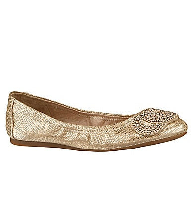 Antonio Melani Petra Jeweled Flats