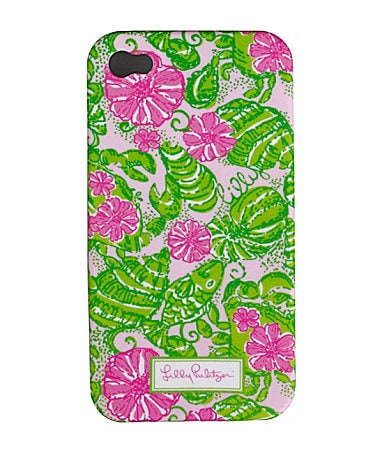 Lilly Pulitzer Chum Bucket iPhone Cover