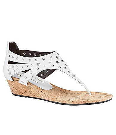 Donald J Pliner Decima Thong Sandals