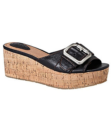Fossil Malea Wedges