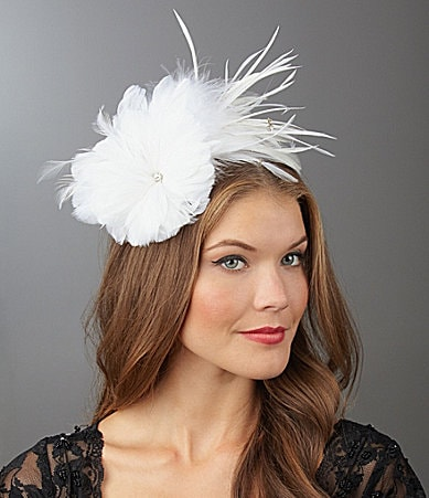 Giovannio Swan Lake Fascinator