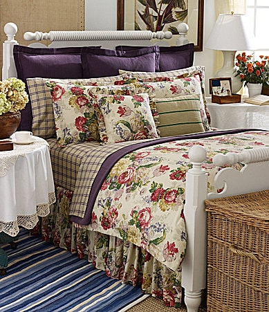 Lauren Ralph Lauren Surrey Garden Bedding Collection