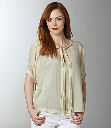 Patterson J. Kincaid Dee Blouse