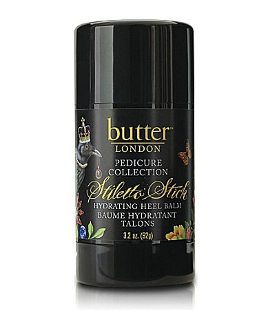 butter LONDON Stiletto Stick Hydrating Heel Balm