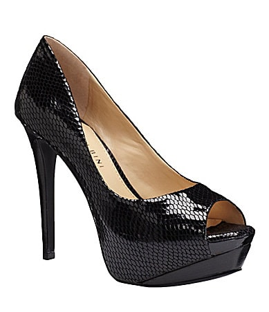 Gianni Bini Jamie Peep Toe Pumps