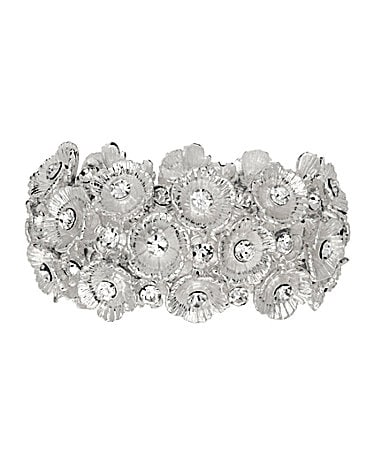 Anna & Ava Flower Stretch Bracelet