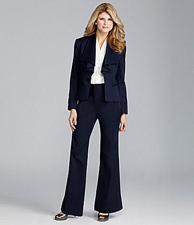 Antonio Melani Ines Stretch Jacket, Evie Blouse & Antoinette Pants