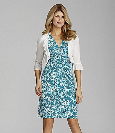Antonio Melani Hilary Cardigan & Courtney Dress