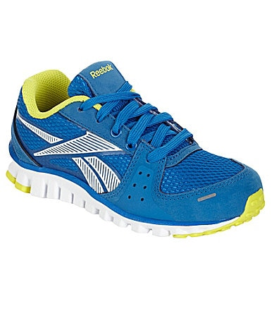Reebok Boys RealFlex Transition/Mini Realflex Transition Athletic Shoes