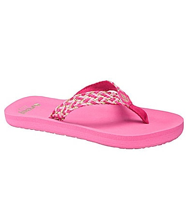 Reef Girls' Mallory Thong Sandals