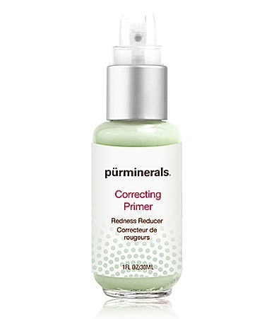 Pur Minerals Enhanced Color Correcting Primer - Redness Reducer