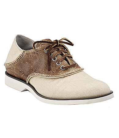 Sperry Top-Sider Men�s Saddle Oxfords
