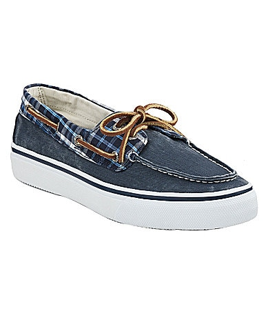 Sperry Top-Sider Men�s Bahama 2-Eye Boat Shoes