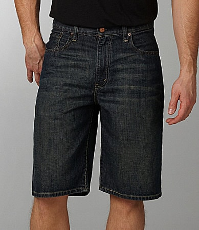 Levi�s 569�� Loose Straight Shorts