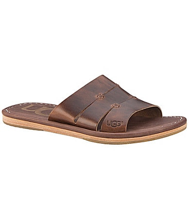 UGG Australia Men�s Via Uffizzi Thong Sandals