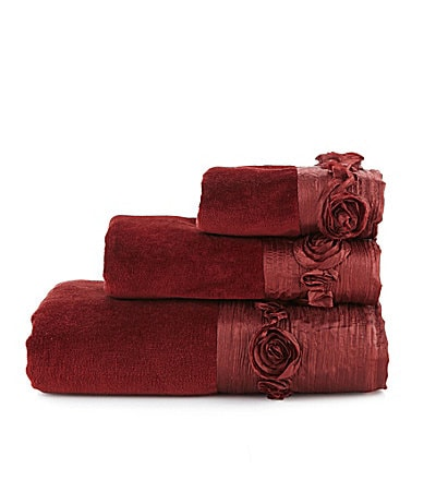 Croscill Posies Bath Towels
